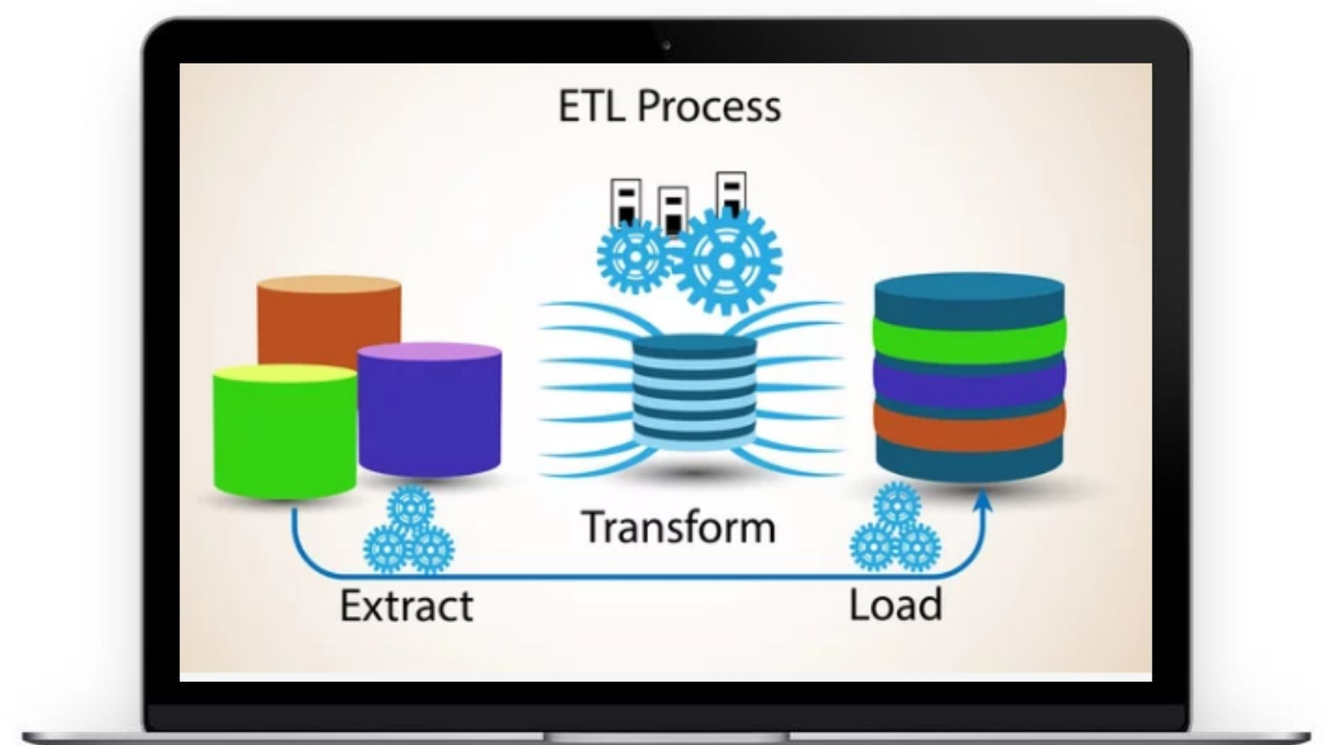 differences between streaming and ETL